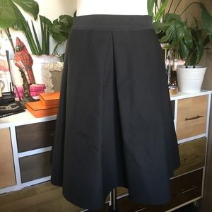 COS Full Circle Black Skirt 8